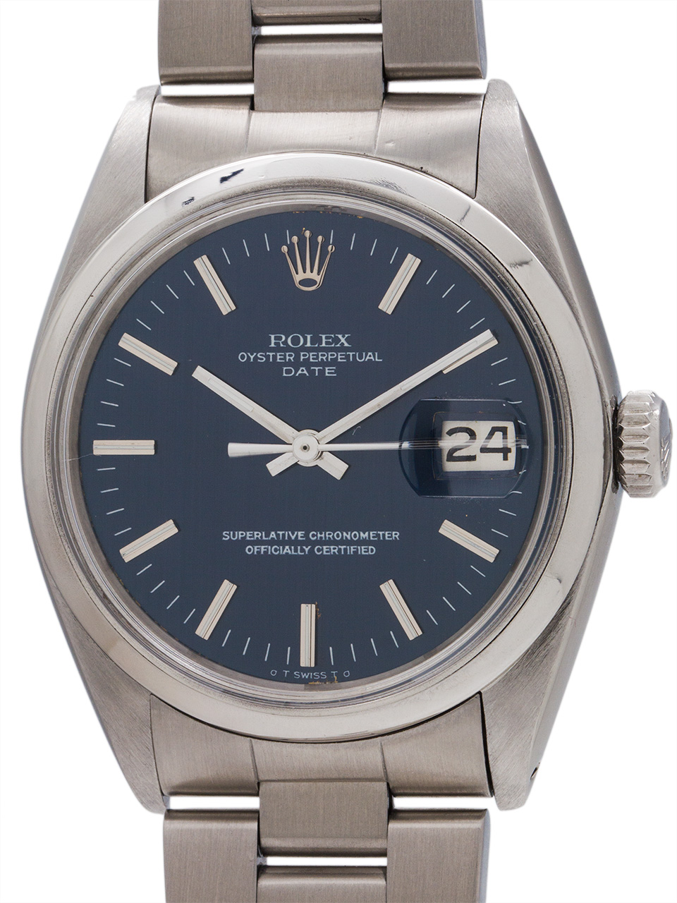 Rolex Oyster Perpetual Date ref 1500 circa 1970's