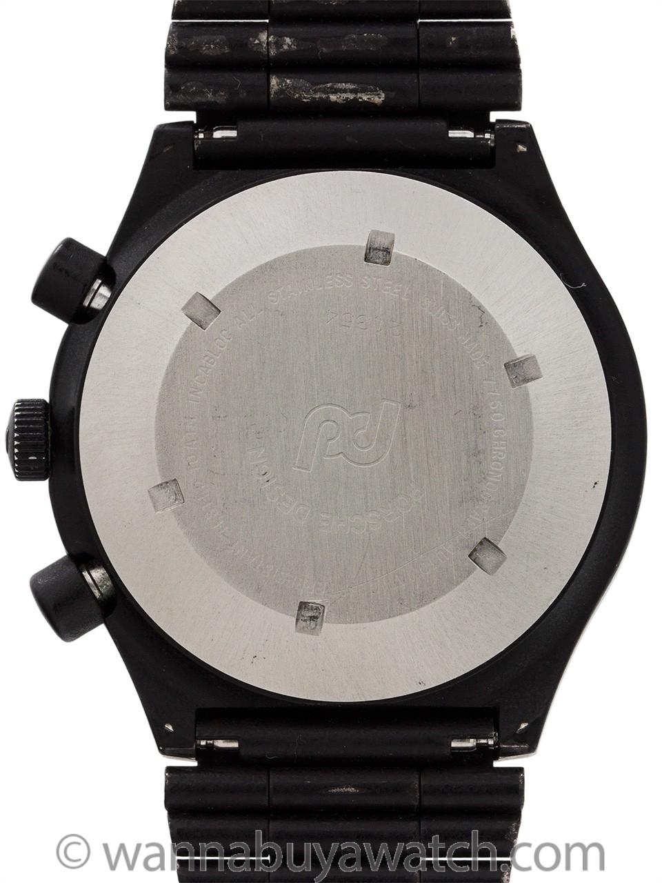 Design By Circa Automatic Chronograph 1970's Porsche Orfina eWEDH2Ib9Y