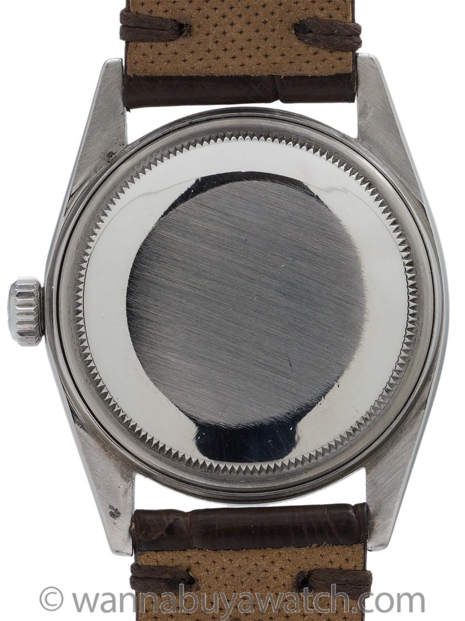 Rolex Datejust Stainless Steel ref 1601 circa 1963
