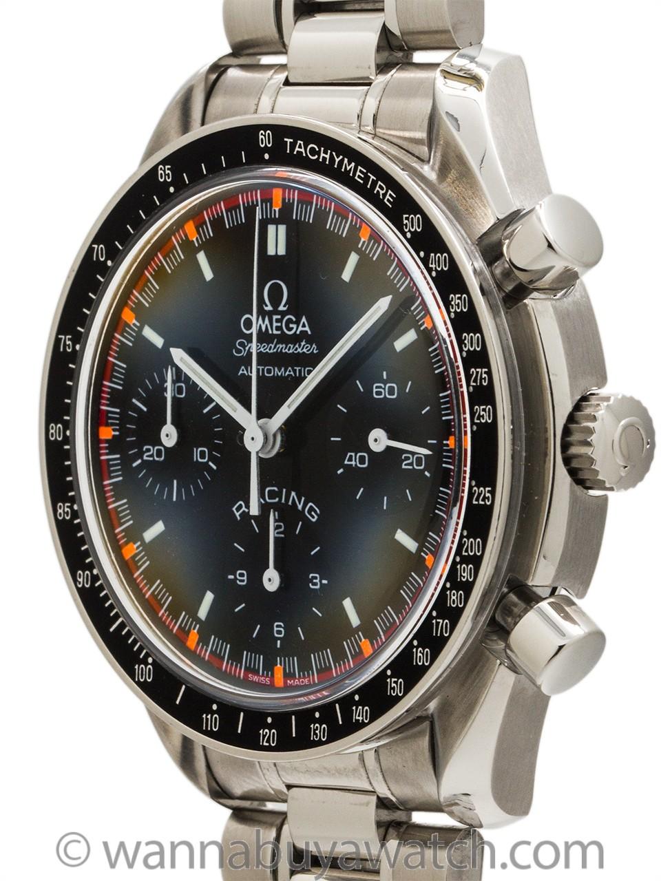 Omega Speedmaster Automatic Racing ref 3518.50 Michael Schumacher circa 2000