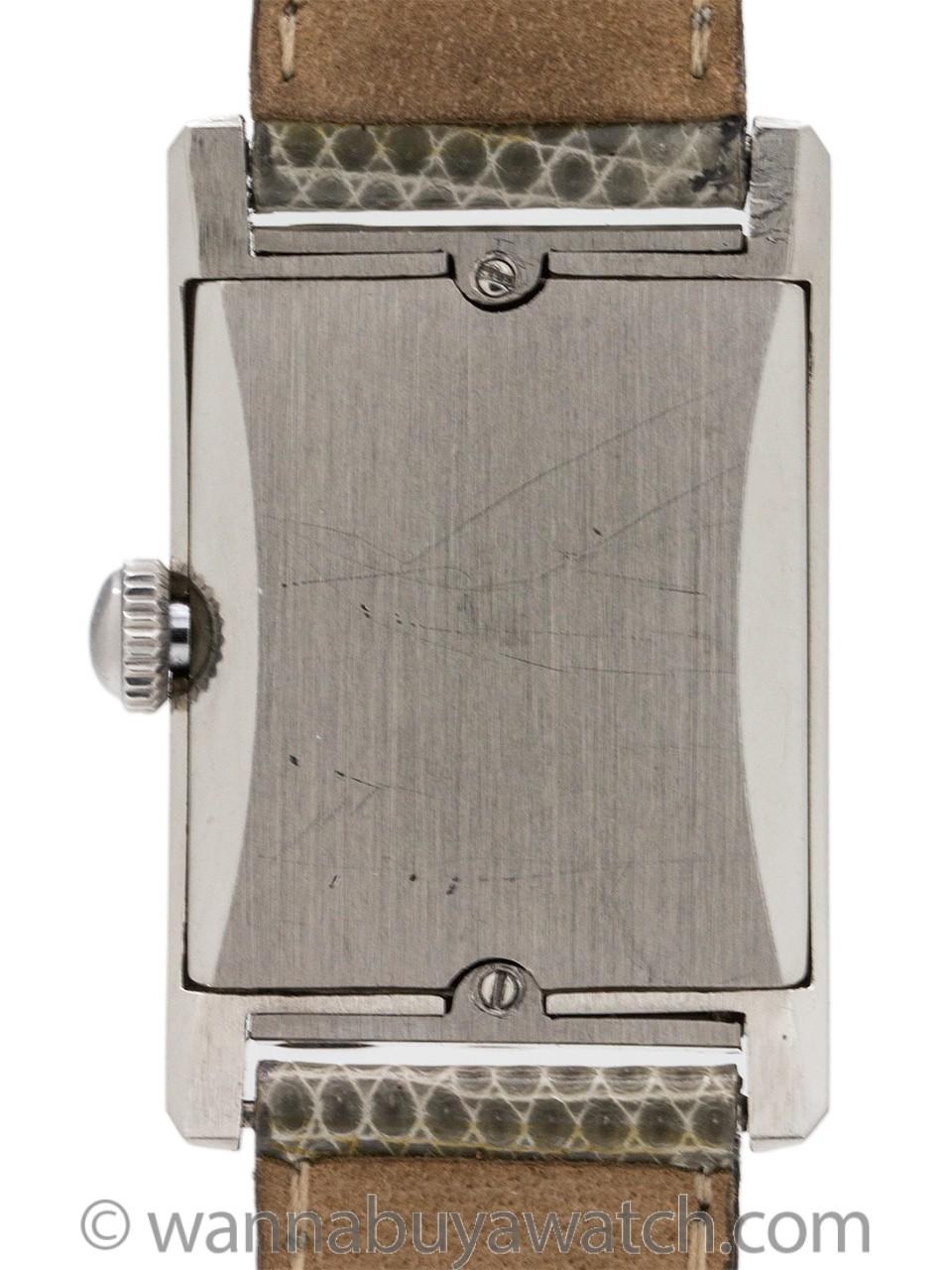 Wyler Incaflex Stainless Steel Circa 1940's
