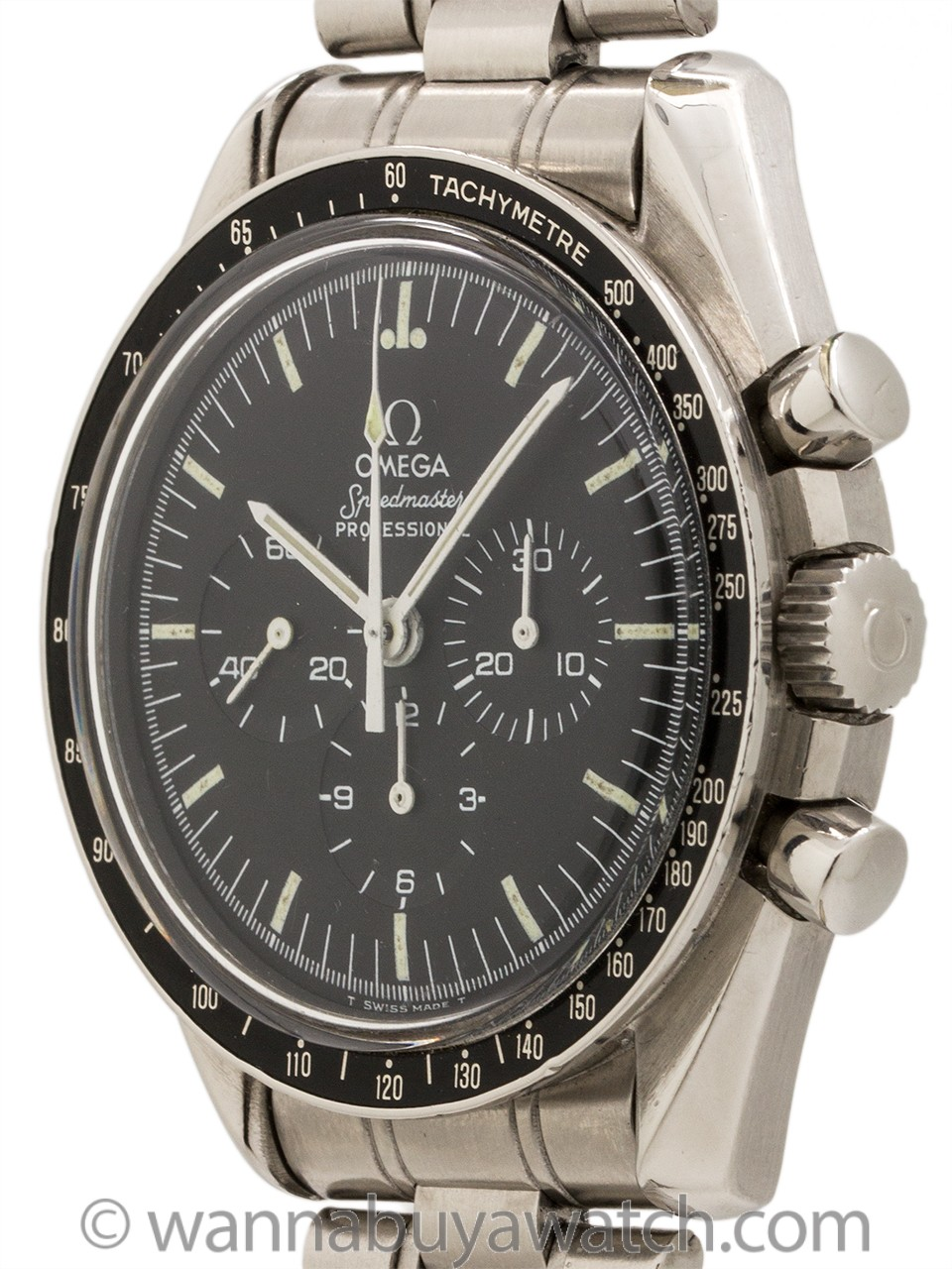 Omega Speedmaster Man on the Moon ref 145.0022 circa 1983