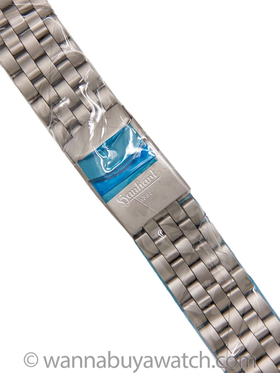Hanhart Tachy Tele Strap & Bracelet circa 2016 B & P