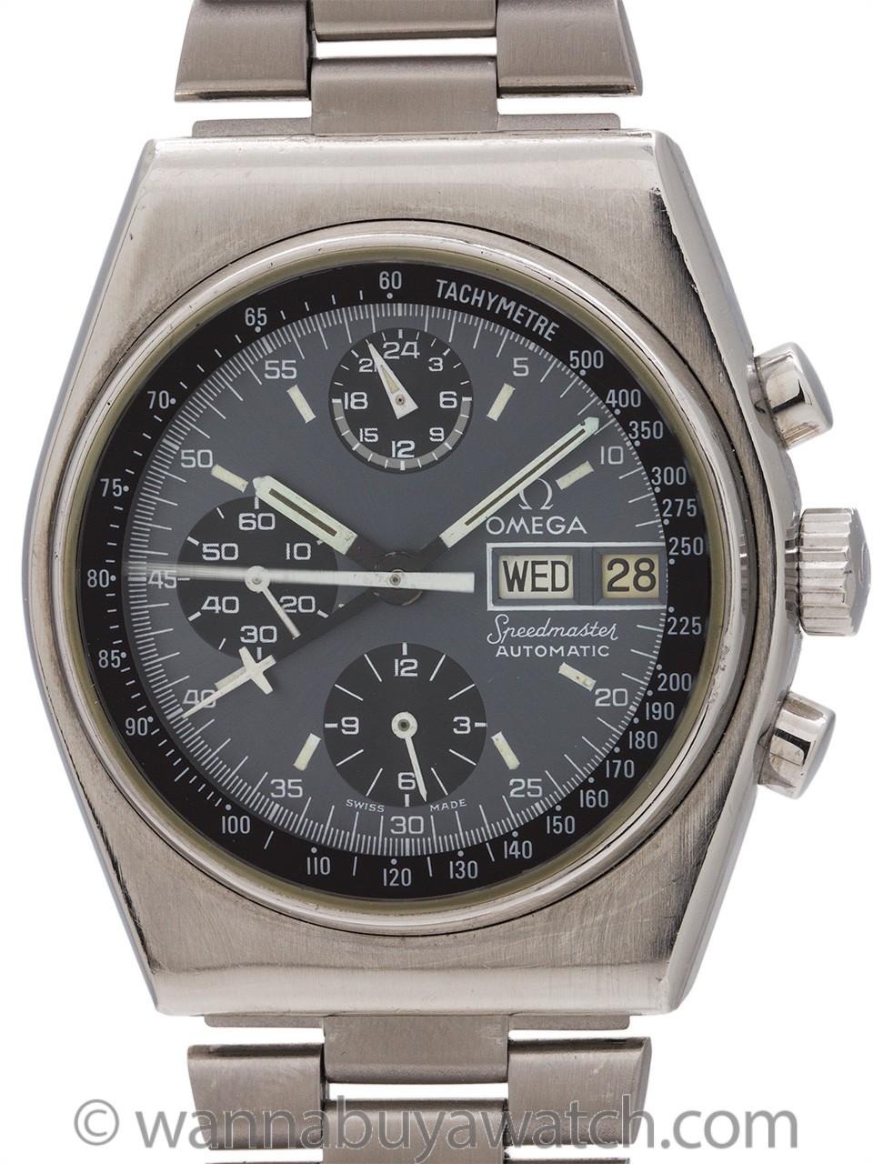 Omega Speedmaster Automatic Mark IV 1/2 176.0016 circa 1970's
