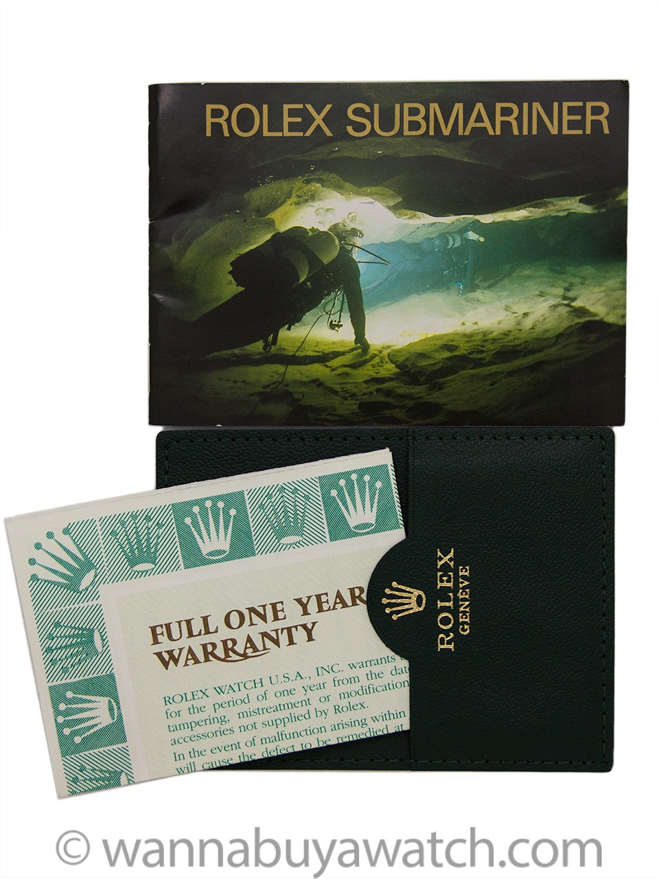 Rolex Submariner 16613 SS/18K YG circa 2000 B & P