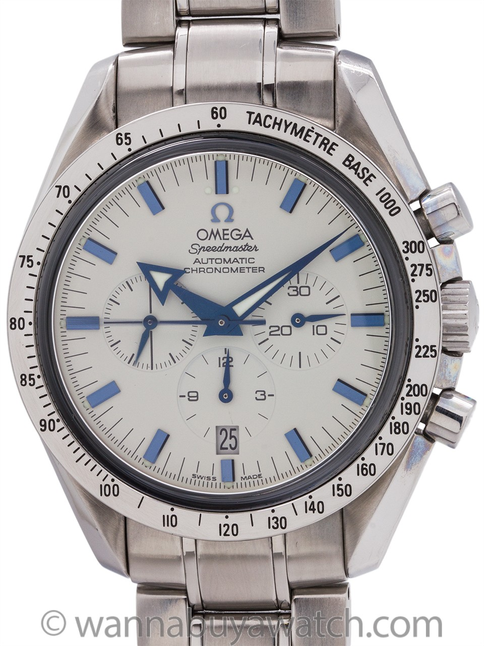 Omega Speedmaster Broad Arrow ref 3551.20
