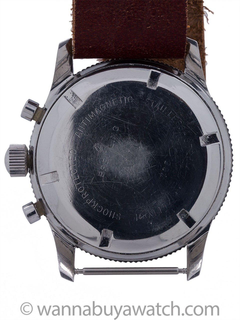 Vintage Breitling AVI ref #765 circa 1965
