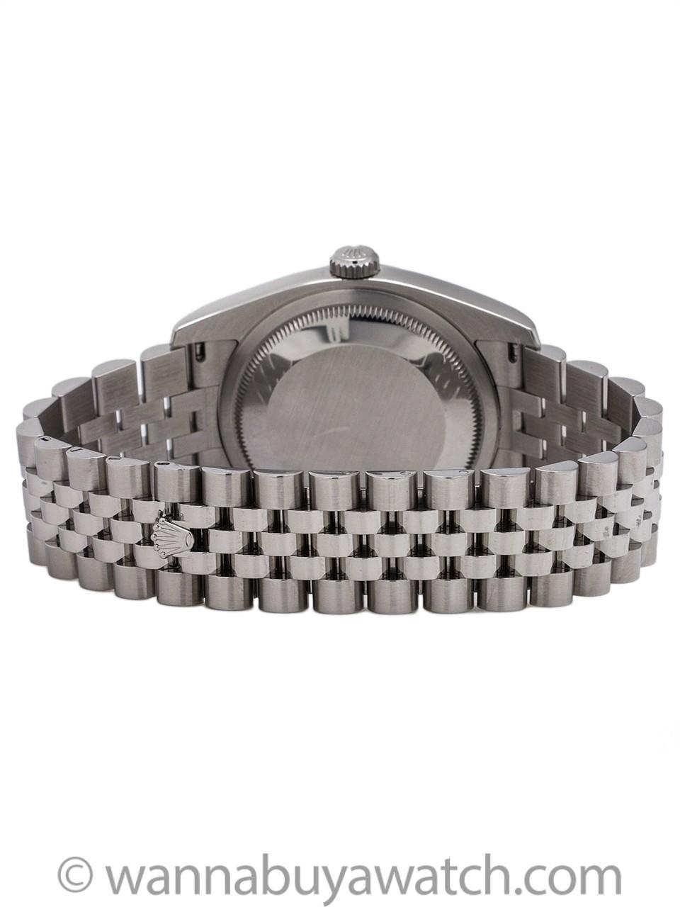 Rolex Datejust ref # 116234 Stainless Steel circa 2010+