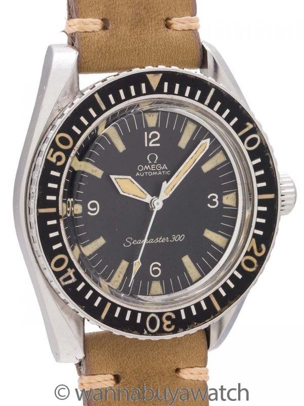 Omega Seamaster 300 ref# 165.024 circa 1967