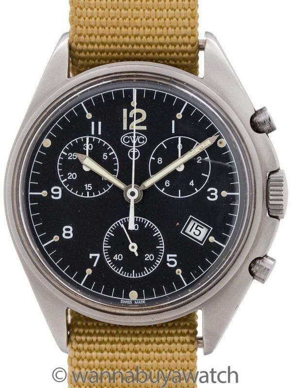 CWC Quartz BAF Chronograph circa 1990's