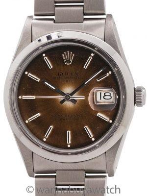 Rolex Oyster Perpetual Date ref 15000 circa 1983 Quick Set