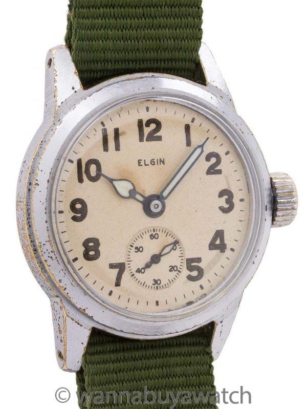Elgin Military circa WWII
