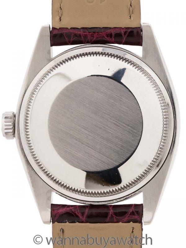 Rolex Oyster Perpetual Date ref 1500 circa 1966