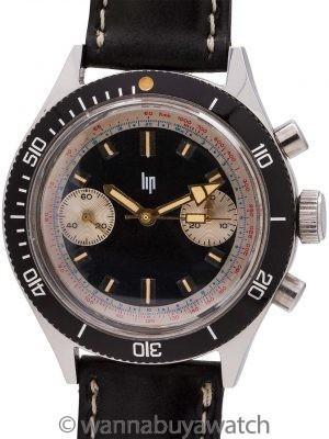 LIP Valjoux 7730 Chronograph circa 1960's