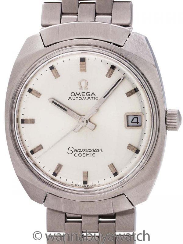 Omega Seamaster Cosmic Automatic ref 165.022 circa 1969