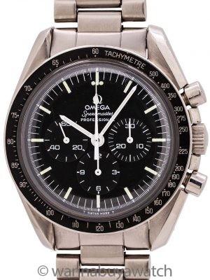Omega Speedmaster Moon ref 145.022-74 circa 1970 B & P