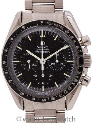 "Omega Speedmaster ref 145.022-69 ""Straight Line"" 1st Generation Moon circa 1969"