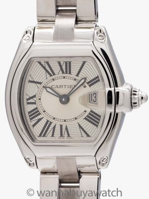 Cartier Lady Roadster Stainless Steel circa 2000's