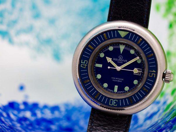 Swiss Aquadive 1000 circa 1960's