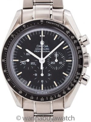 Omega Speedmaster Man on the Moon ref 3570.50 circa 1997