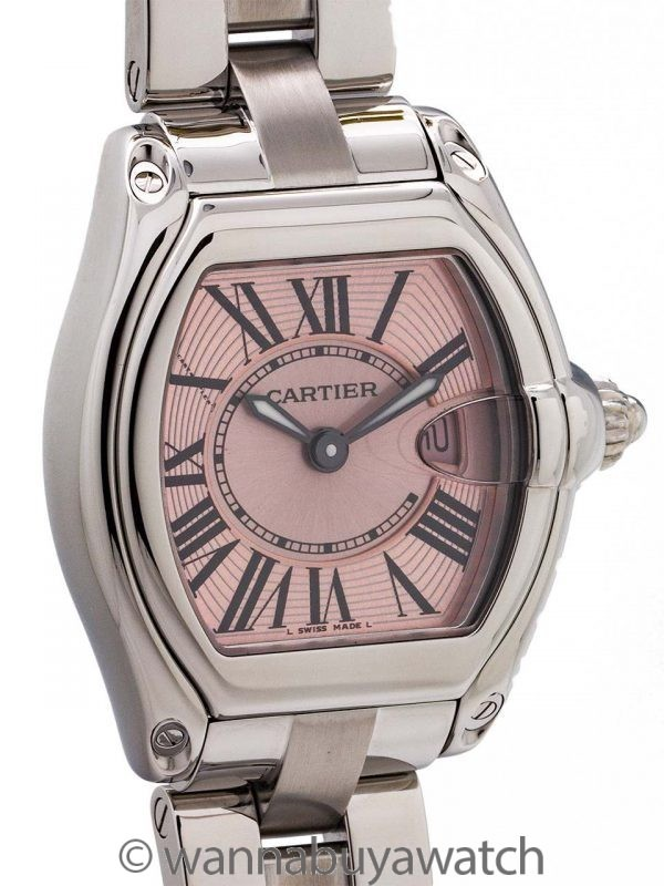 Cartier Lady Roadster Stainless circa 2000