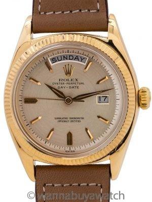 Rolex Day Date ref 1803 18K YG circa 1959