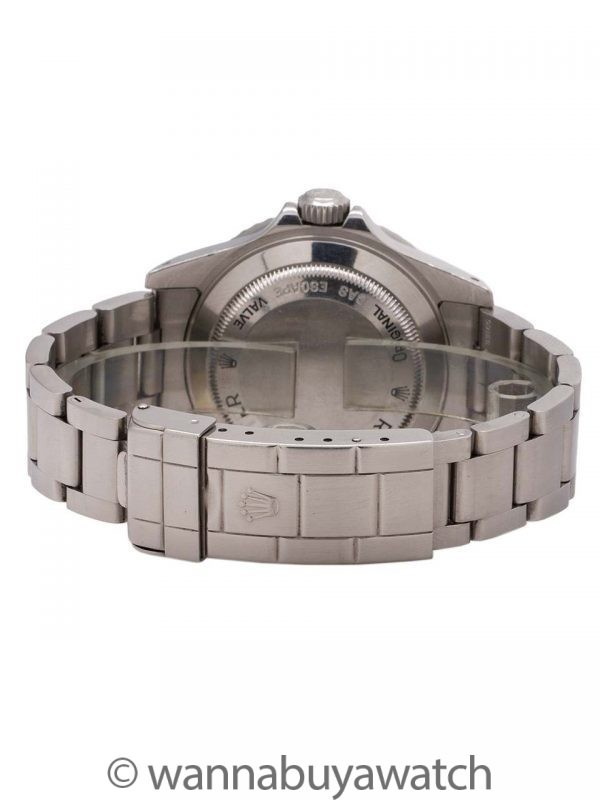 Rolex Sea-Dweller ref # 16600 Tritium Indexes Dial circa 1991