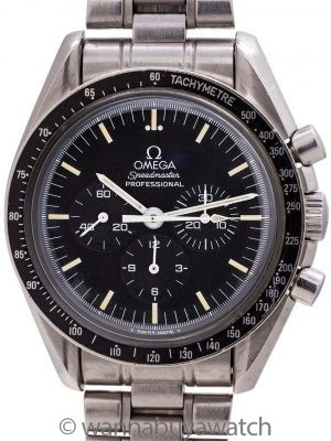 Omega Speedmaster Early ref 3590.50 (145.022) circa 1989
