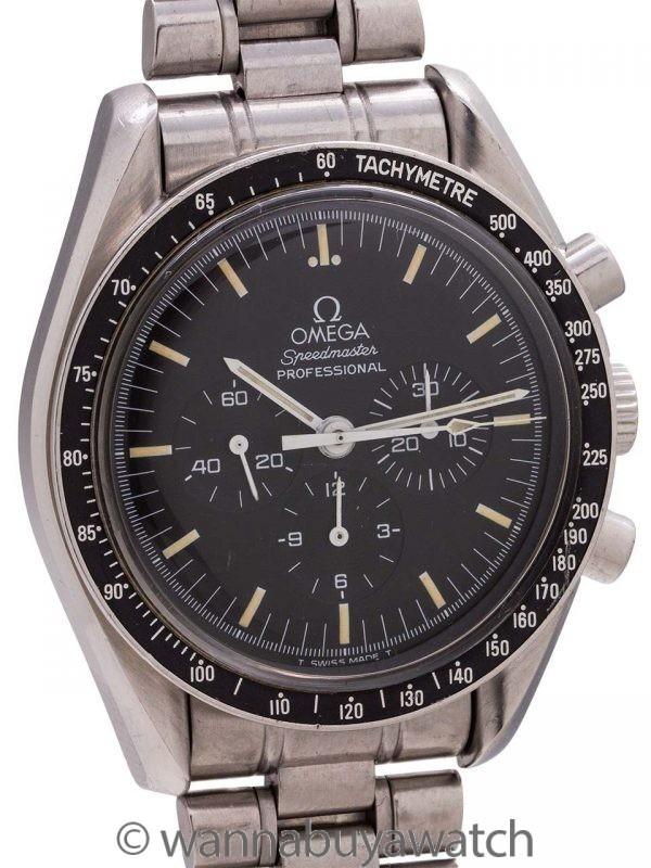 Omega Speedmaster Early ref 3590.50 (145.022) circa 1989