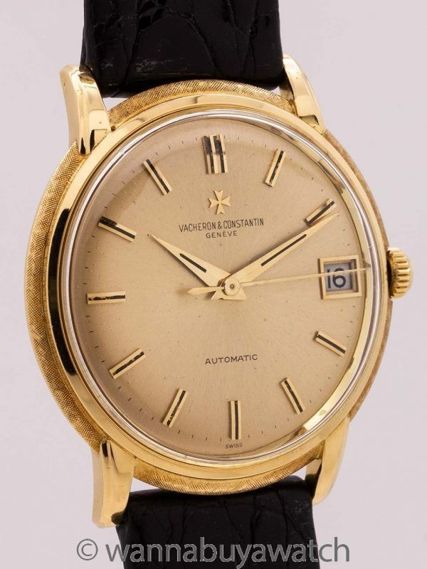 Vacheron and Constantin 18K YG Dress Model, circa 1950's