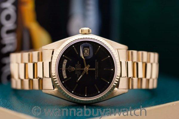 Rolex Day-Date President ref# 1803 circa 1970