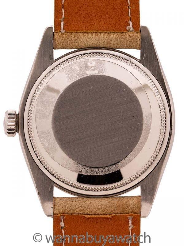 Rolex Oyster Perpetual Date ref# 1500 circa 1970