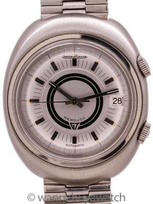 Jaeger Lecoultre Memovox GT Alarm circa 1970's New Old Stock w/ Box