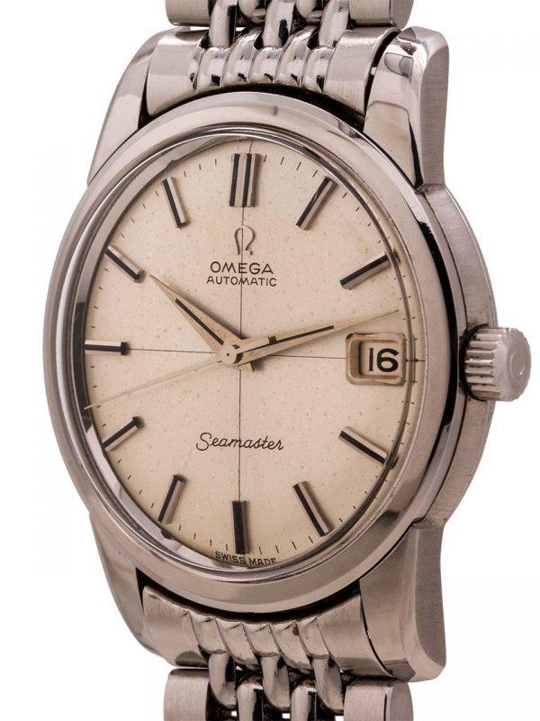 Omega Seamaster Automatic ref# 166.009 circa 1966