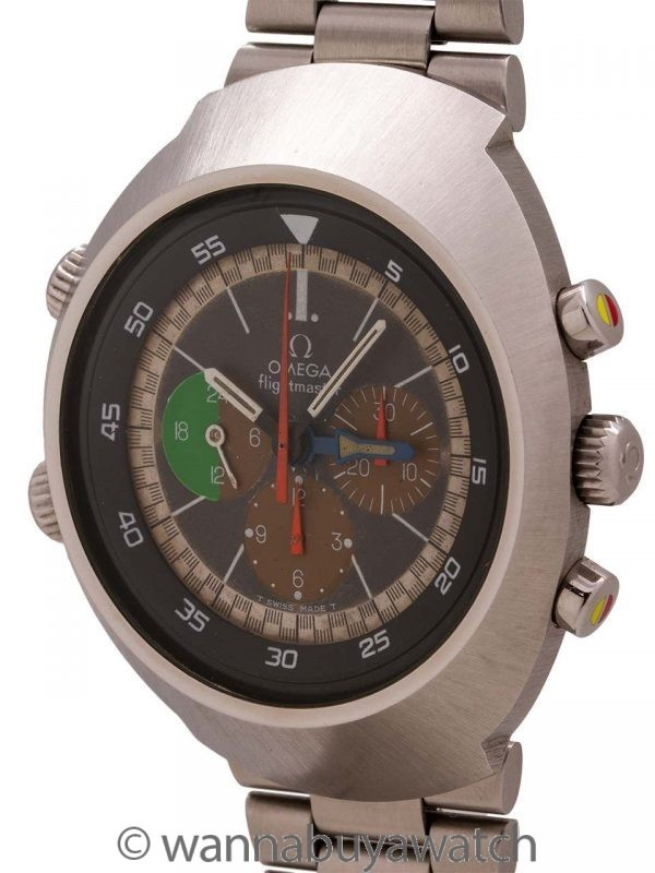Omega SS Flightmaster ref 145.013 circa 1971