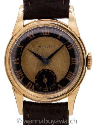 Hamilton YGF circa Original Dial 1940's