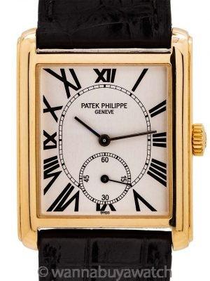 Patek Philippe Gondolo Ref. 5014 18K YG circa 1990's