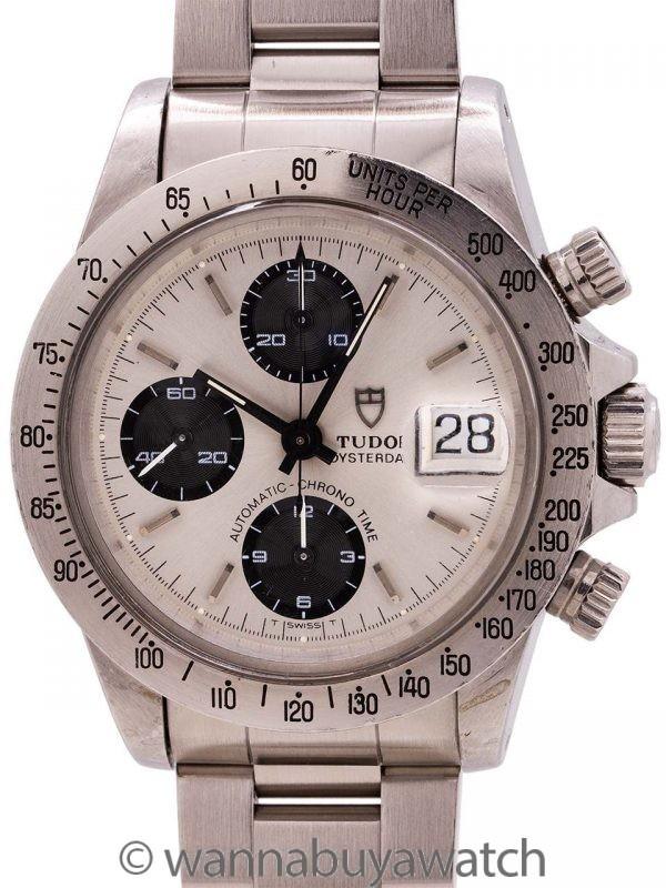 "Tudor Oyster Date Chronograph ref # 79180 ""Big Block"" circa 1991"