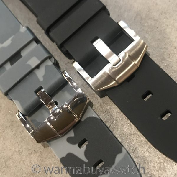 HORUS Silicon Rubber Watch Straps