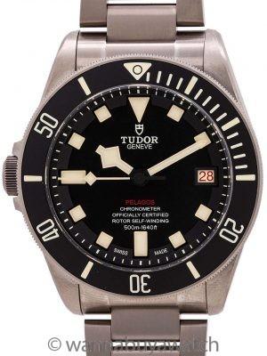 Tudor Pelagos LHD ref. 25610TNL circa 2018 B & P