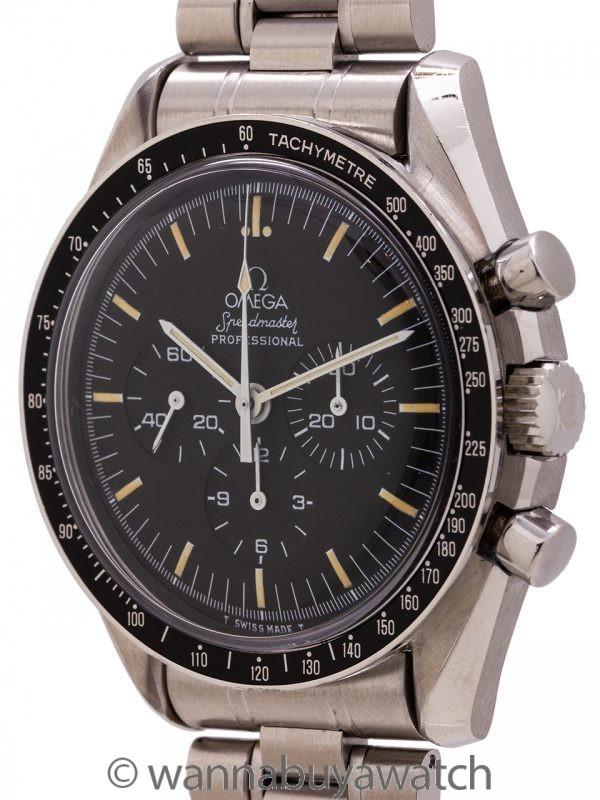 Omega Speedmaster Man on the Moon ref 145.022 circa 1991
