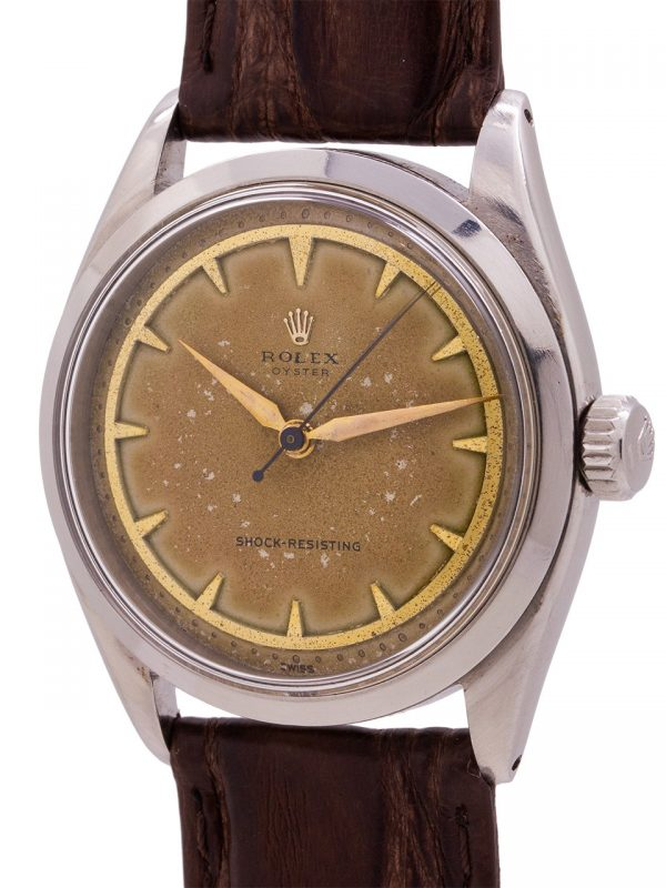 Rolex Stainless Steel Oyster circa 1955