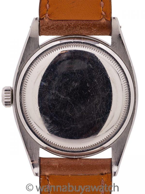 Rolex Explorer 1 ref 6610 Gilt Dial circa 1957