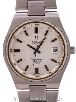 Omega Seamaster Cosmic 2000 ref 166.135 circa 1971
