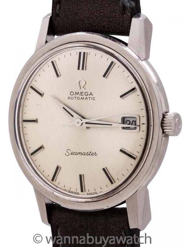 Omega Seamaster ref 166.003 circa 1968