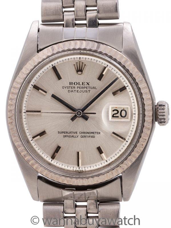 Rolex Datejust Stainless Steel ref 1601 circa 1968