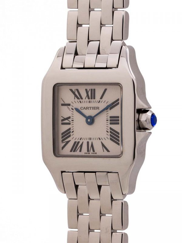 Cartier Demoiselle Stainless Steel circa 2000's