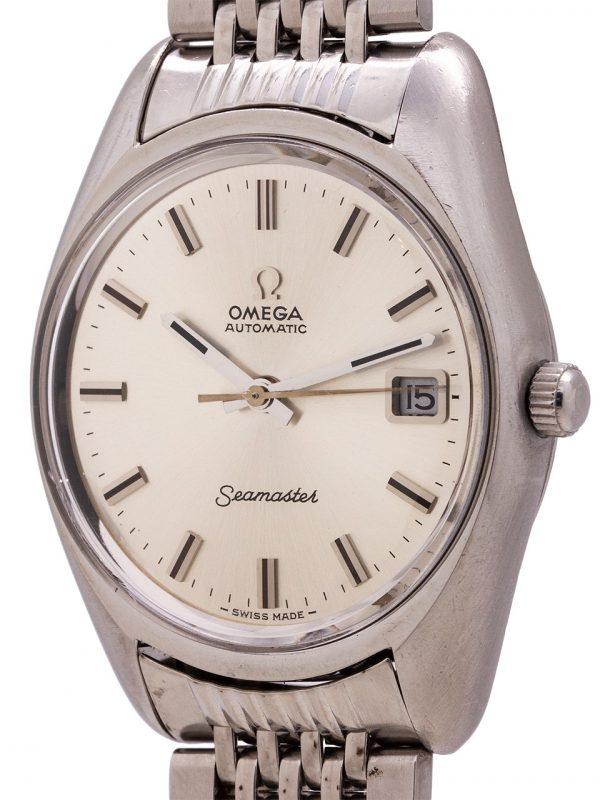 Omega Seamaster Automatic ref 166.067 circa 1971