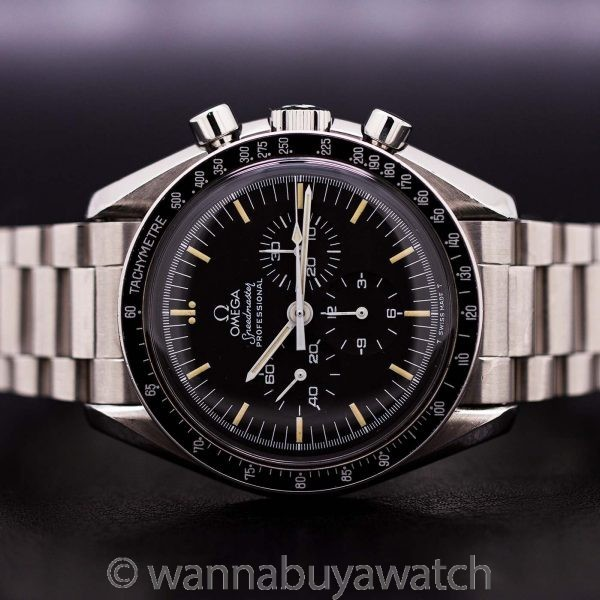 Omega Speedmaster ref 145.0022 w/ Papers circa 1988