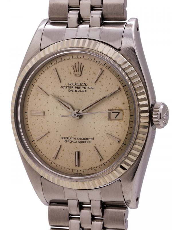 Rolex Datejust ref# 1601 Stainless Steel circa 1962